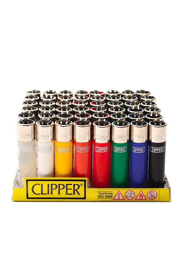 Clipper Classic Large Pocket Lighters
