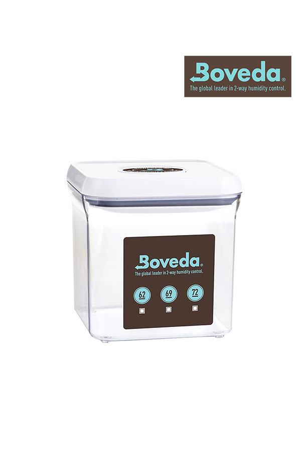 Boveda Humidipak Humidity ControlPacks Display Box