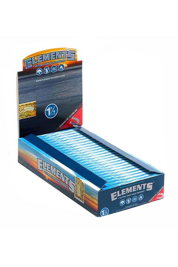 Elements Ultra Thin Rice Papers 125