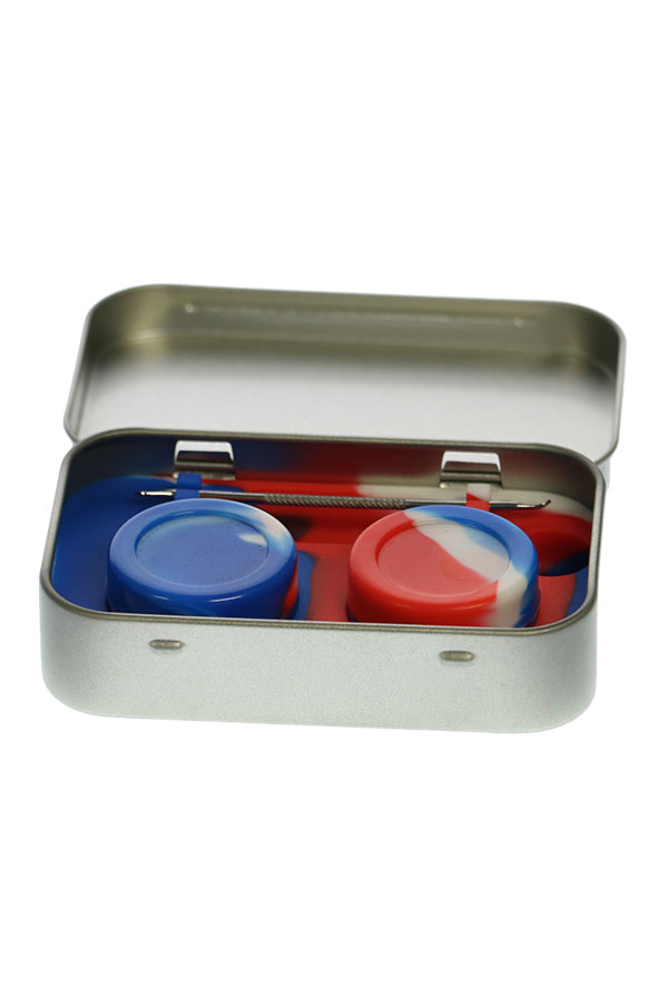 Silicone Jar Set