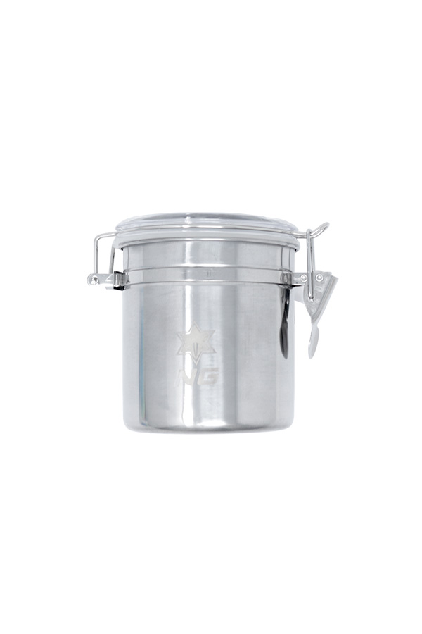 Stainless Metal Canister - Small