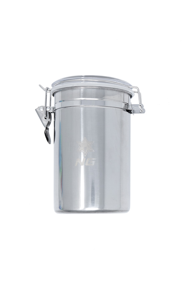 Stainless Metal Canister - Tall
