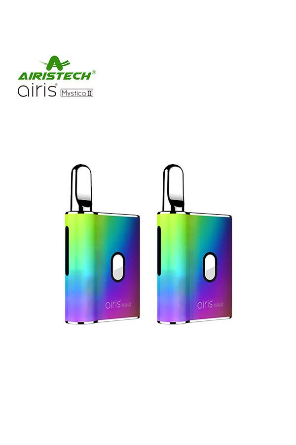 Airis Mystica II Rainbow CBD Vape Battery: Airistech